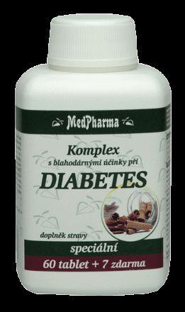 MedPharma Diabetes 67 tablet