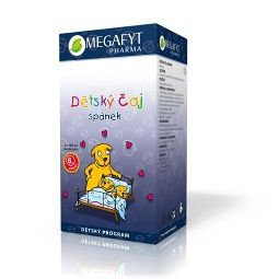 Megafyt Dětský čaj spánek 20x2 g