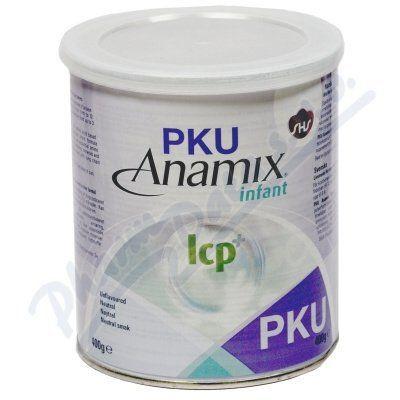 PKU Anamix Infant 400 g cena od 0 Kč