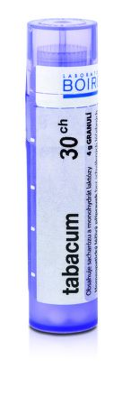 Tabacum CH30 granule 4 g cena od 76 Kč