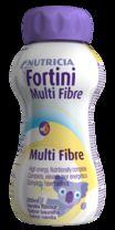 Fortini pro děti S vlákninou Vanilka 200 ml cena od 65 Kč