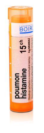 Poumon Histamine CH15 granule 4 g cena od 65 Kč