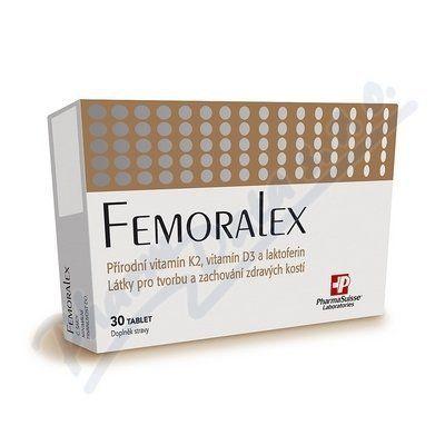 FEMORALEX PharmaSuisse 30 tablet