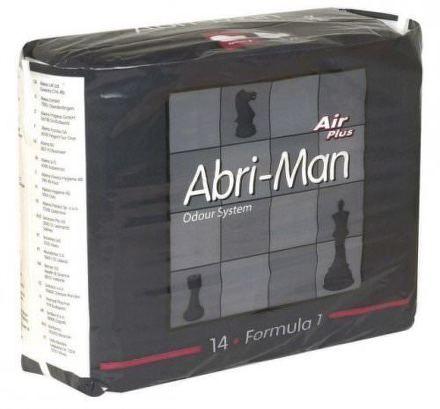 ABENA Abri Man Formula 1 pro muže 14 ks