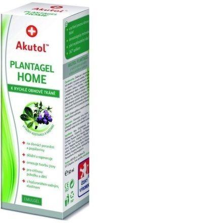 AVEFLOR AKUTOL Plantagel Home emulgel 50 ml