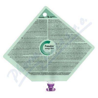 Fresubin Energy Fibre Neutral 500 ml cena od 132 Kč