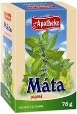 Apotheke Máta peprná-nať sypaný čaj 75 g cena od 36 Kč