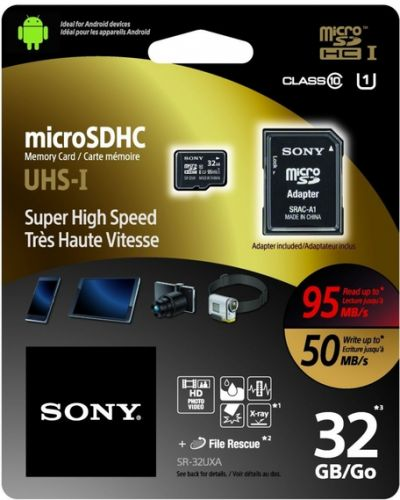 Sony SDHC Class 10+ 32 GB