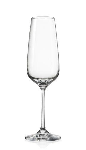 Crystalex Giselle Sklenice na šumivé víno 190 ml cena od 0 Kč
