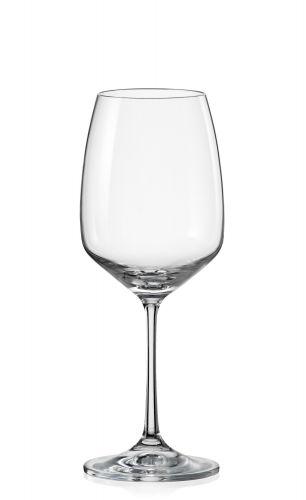 Crystalex Giselle Sklenice na víno 455 ml cena od 251 Kč