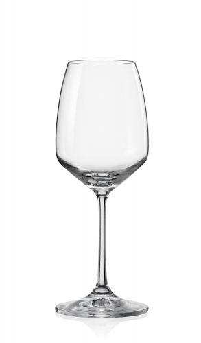 Crystalex Giselle Sklenice na víno 340 ml cena od 269 Kč