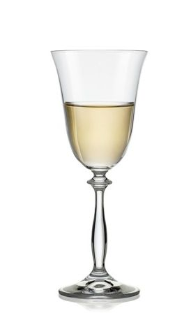 Crystalex Angela Sklenice na víno 185 ml cena od 271 Kč