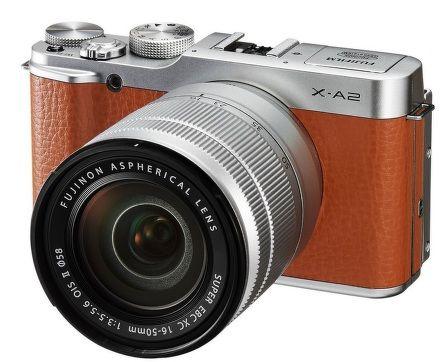 Fujifilm X-A2  cena od 12990 Kč
