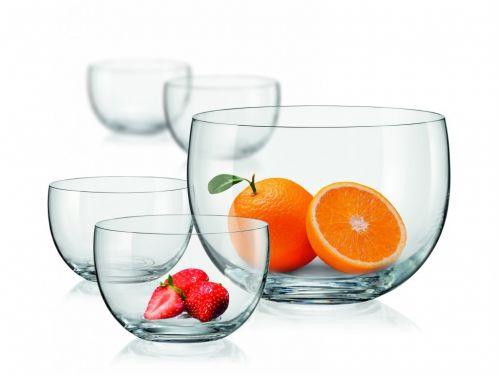 Crystalex Skleněné mísy křišťálové sklo cena od 399 Kč