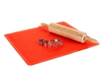BANQUET RED Culinaria Silikonový vál 50x40 cm  cena od 199 Kč