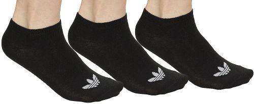 adidas Trefoil Liner 3 Pack ponožky