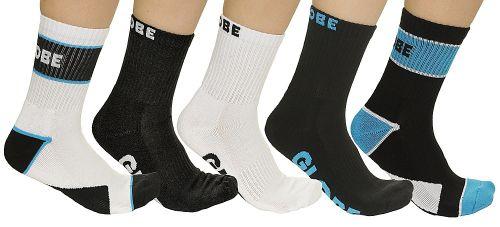 Globe Destroyer Crew 5 Pack ponožky