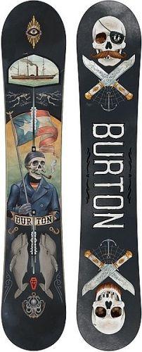 Burton TWC Pro 156
