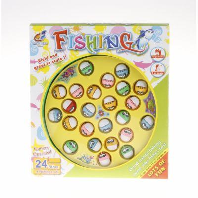 Alltoys Rybaření 24 rybiček cena od 270 Kč