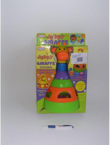 Alltoys Žirafa vkládačka cena od 0 Kč