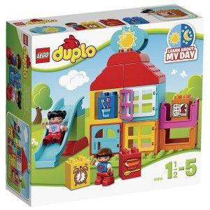Lego Duplo Můj první domeček na hraní 10616 cena od 0 Kč
