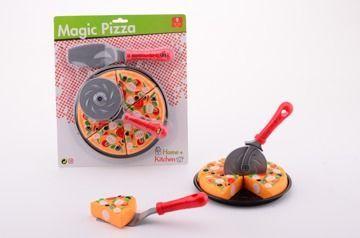 Johntoys Magická pizza cena od 150 Kč