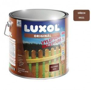 Luxol Original ořech 4,5 l