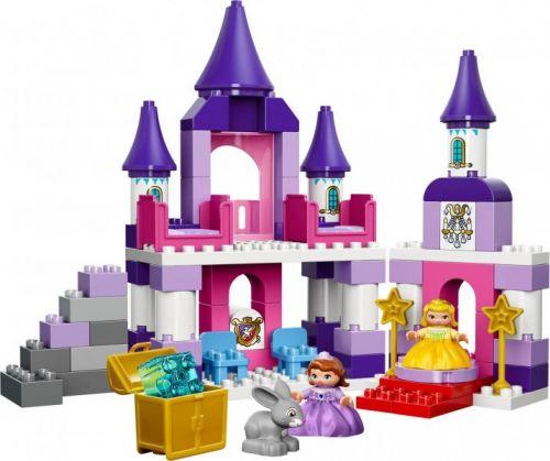 Lego Duplo Princezna Sofie I. Královský hrad 10595