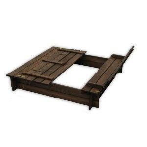Royal Pískoviště s lavičkami