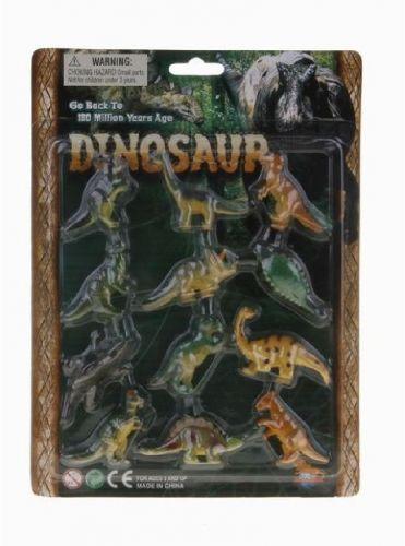 Alltoys Dinosauři 12 ks cena od 0 Kč