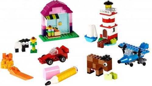 Lego Classic Tvořivé kostky 10692