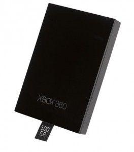 Microsoft X360 Hard Drive Media 500 GB