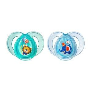 Tommee Tippee CTN silikon Any Time 6-18 m