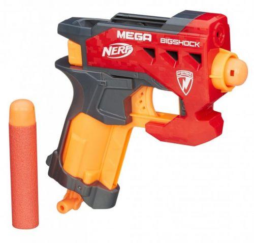Hasbro Nefr Mega nejmenší mega pistole cena od 224 Kč