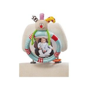 Taf Toys Zrcátko do auta Kuk na mámu Kooky cena od 539 Kč