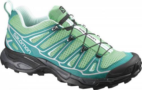 Boty do nepohody! Dámská obuv Salomon X Ultra 2 W představuje prvotřídní  kvalitu mezi trekingovou obuví. Svršek boty je vyrobený ze syntetického  materiálu a ... 10d422f00b5