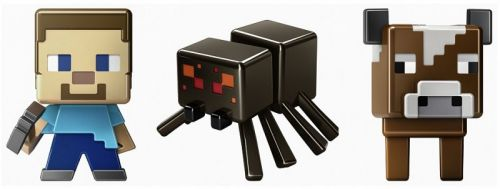 Mattel Minifigurky Minecraft