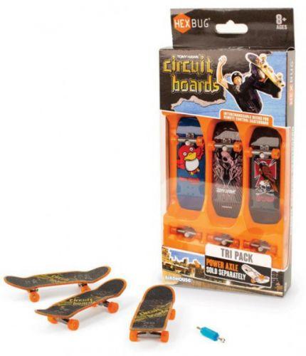 Hexbug Skateboard 3 pack cena od 89 Kč