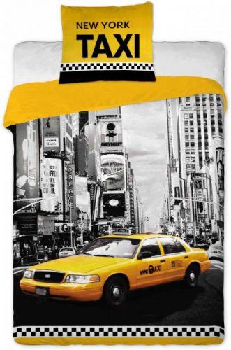 Jerry Fabrics New York taxi povlečení