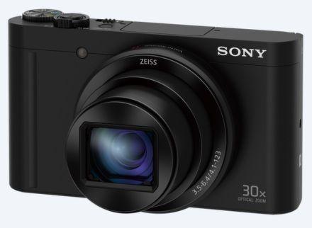 Sony DSC-WX500 cena od 9133 Kč