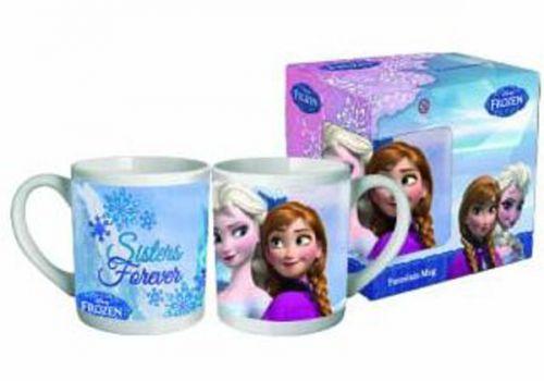 Evolukids Hrnek Ledové Království Anna a Elsa 325 ml cena od 69 Kč