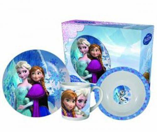 Evolukids Keramické nádobí Ledové Království cena od 199 Kč