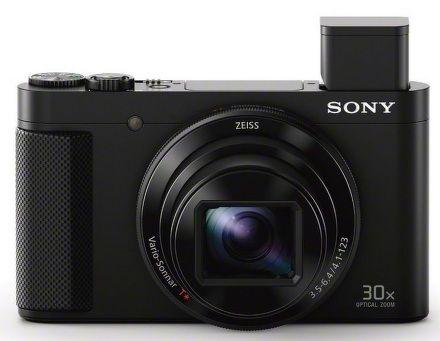 Sony CyberShot DSC-HX90V cena od 10490 Kč