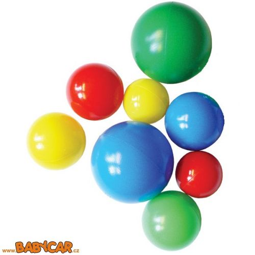 FARLIN Sada míčků na koupání cena od 79 Kč