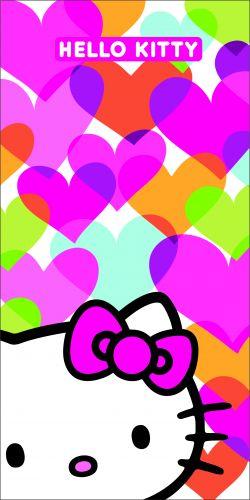 CTI Hello Kitty Mimi Love osuška