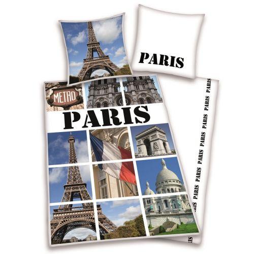 Herding Paříž pohlednice povlečení