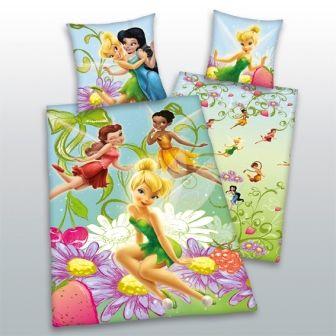 Herding Disney Fairies víla Zvonilka povlečení