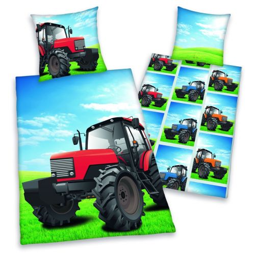 Herding Traktor povlečení