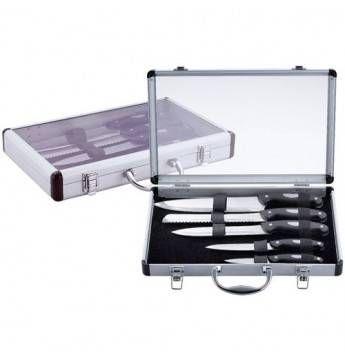MILLERHAUS Sada nožů v kufru 6 ks cena od 0 Kč