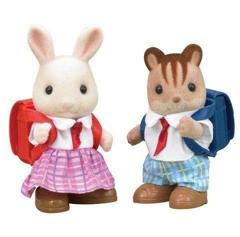 Sylvanian Families Školáci 2 figurky cena od 340 Kč